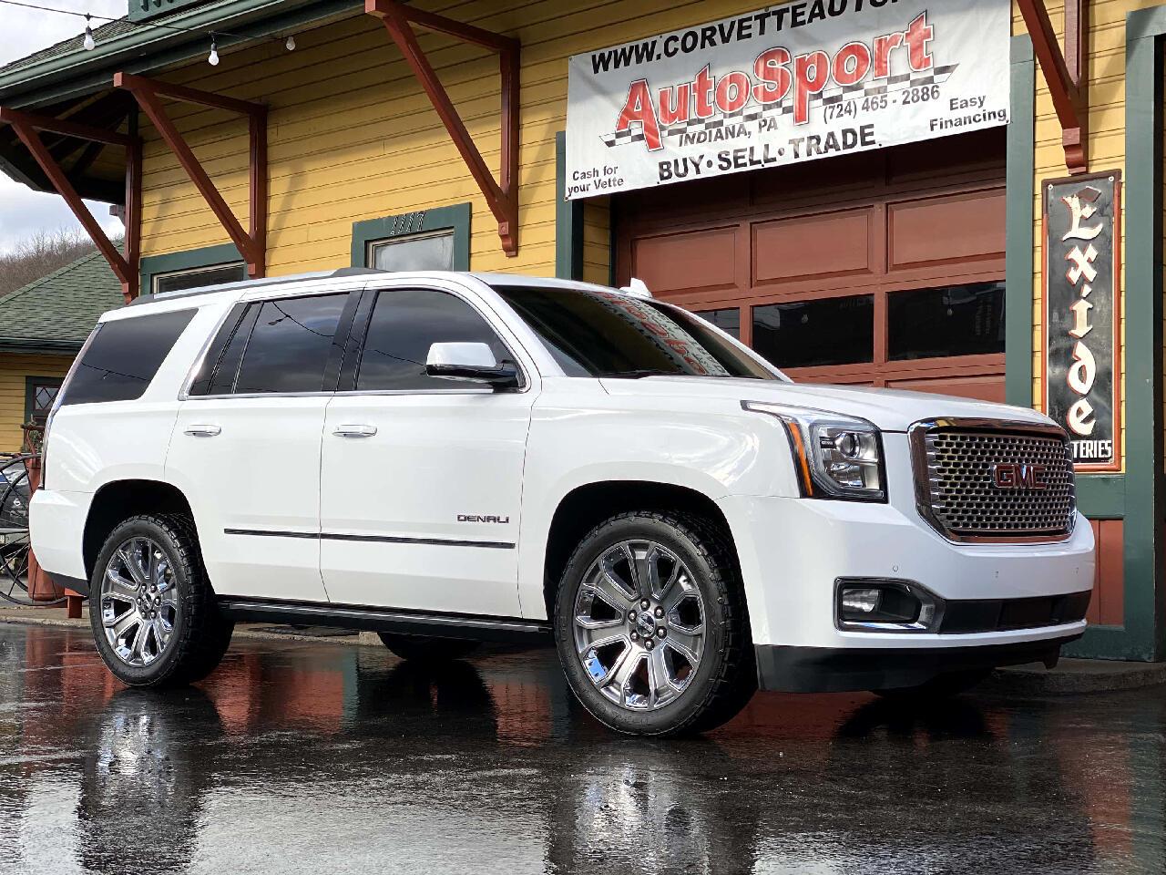 GMC Yukon Denali 4WD 2015