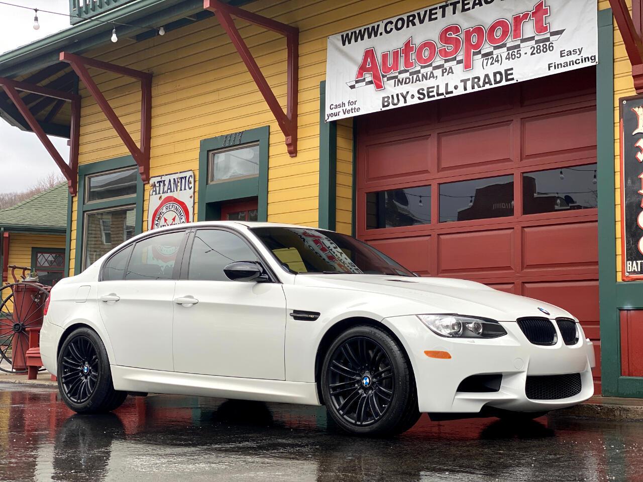 BMW M3 Sedan 2011