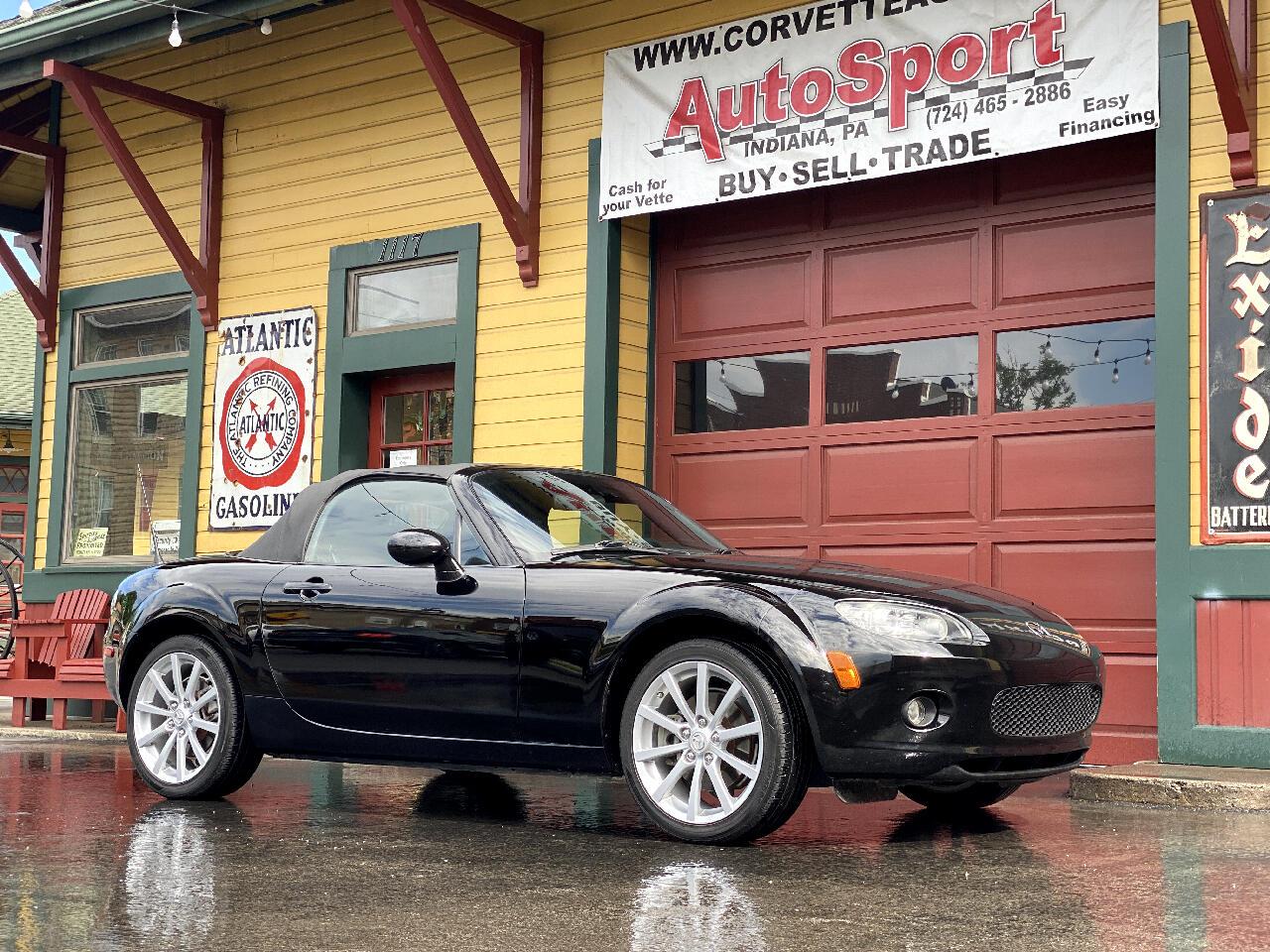 Mazda MX-5 Miata Grand Touring 2007