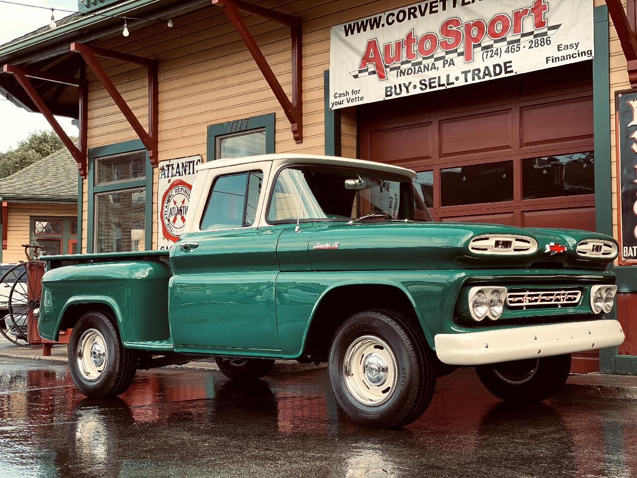 Chevrolet Apache 10  1961