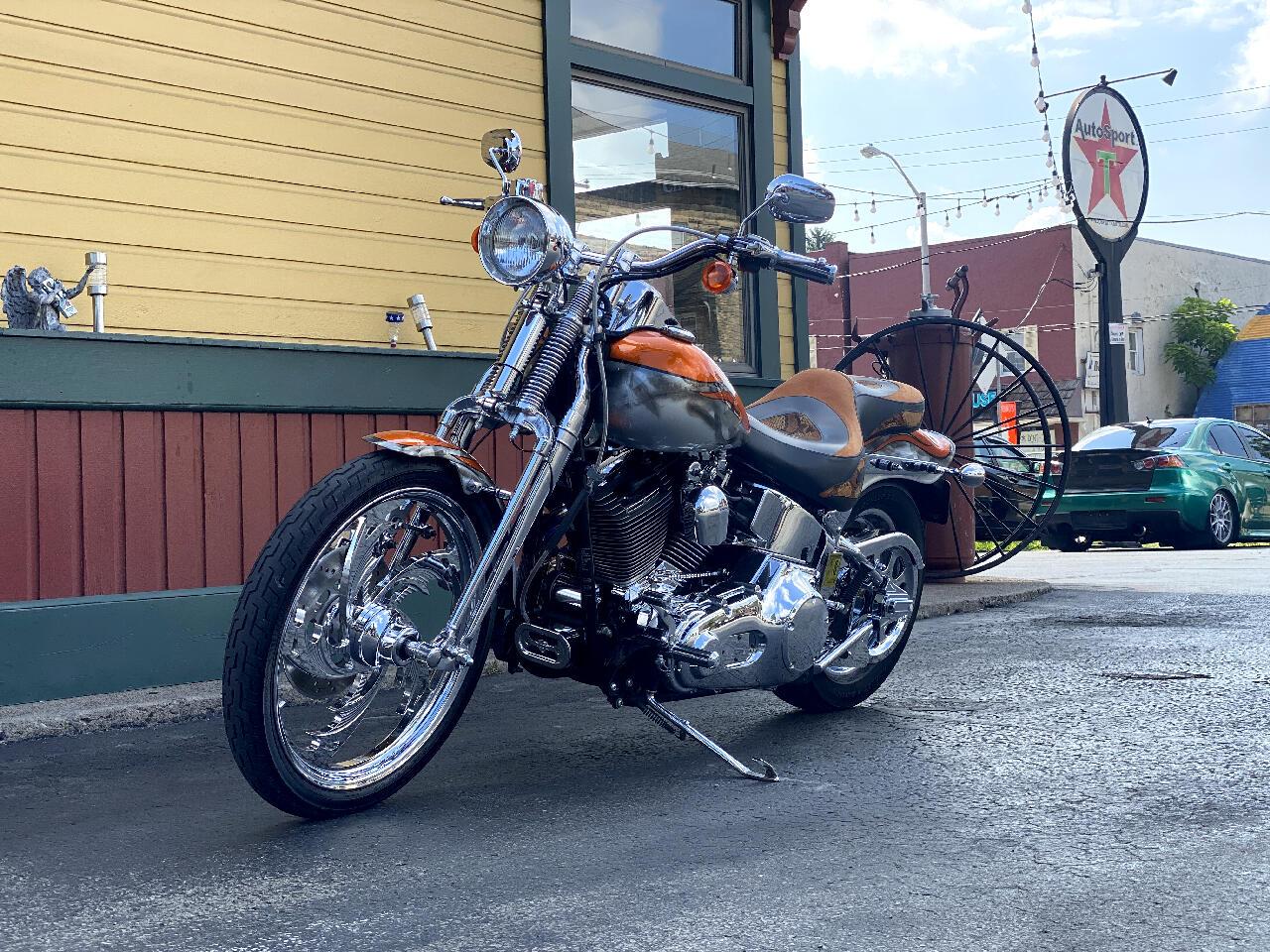 Harley-Davidson Softail Springer Classic  2000