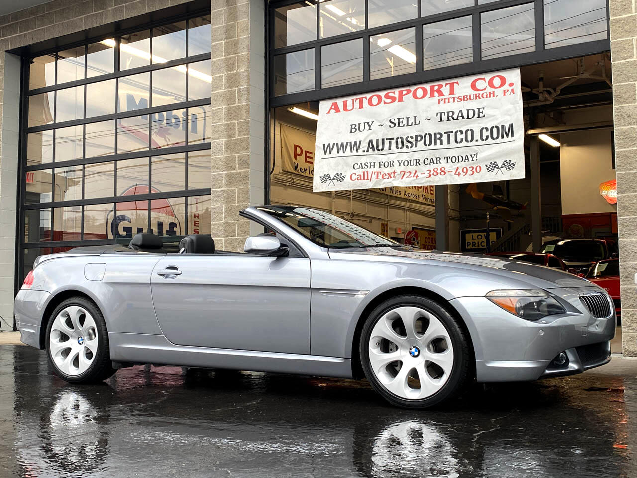 BMW 6-Series 645Ci Convertible 2005