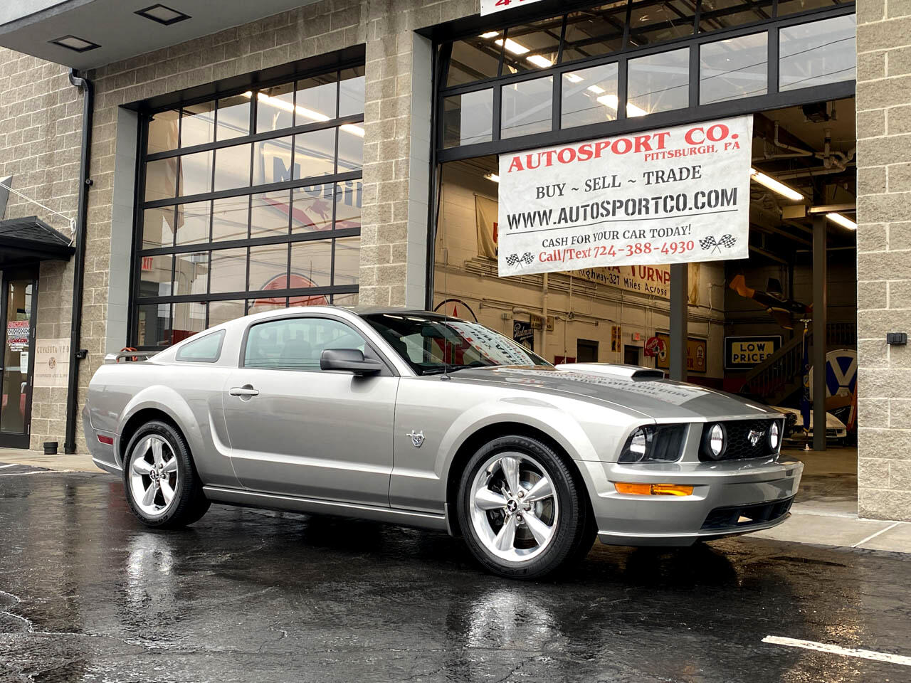 Ford Mustang GT Premium Coupe 2009