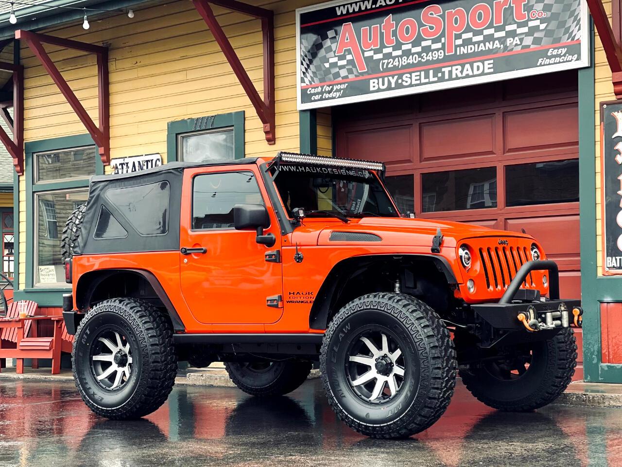 Jeep Wrangler Rubicon 4WD 2015