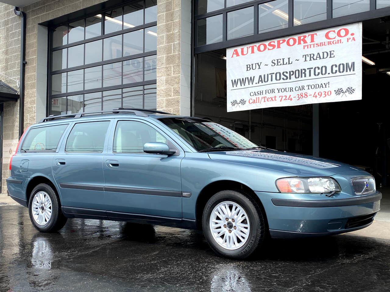 Volvo V70 2.4 2004