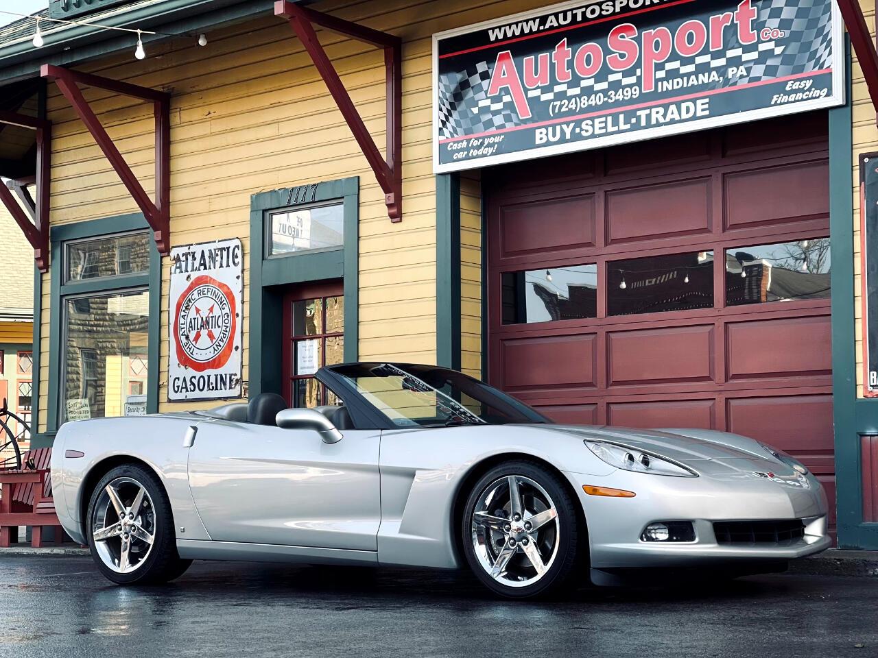 Chevrolet Corvette Convertible LT2 2007