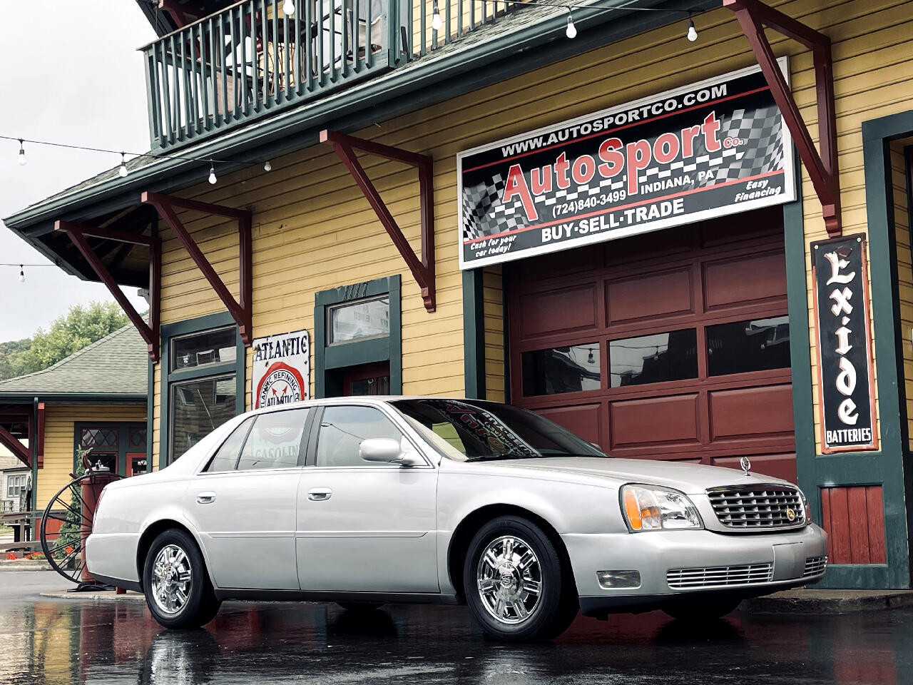 Cadillac DeVille Sedan 2003