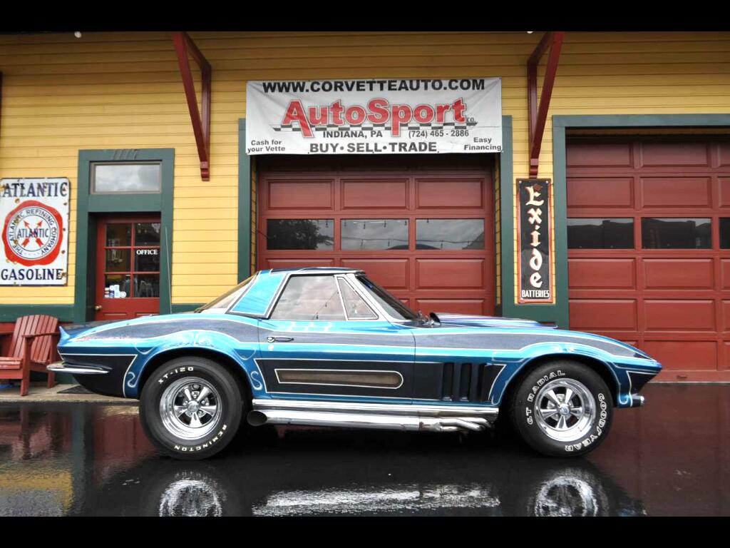 1965 Chevrolet Corvette 1 of 1 ealry 70's Custom Corvette Convertible