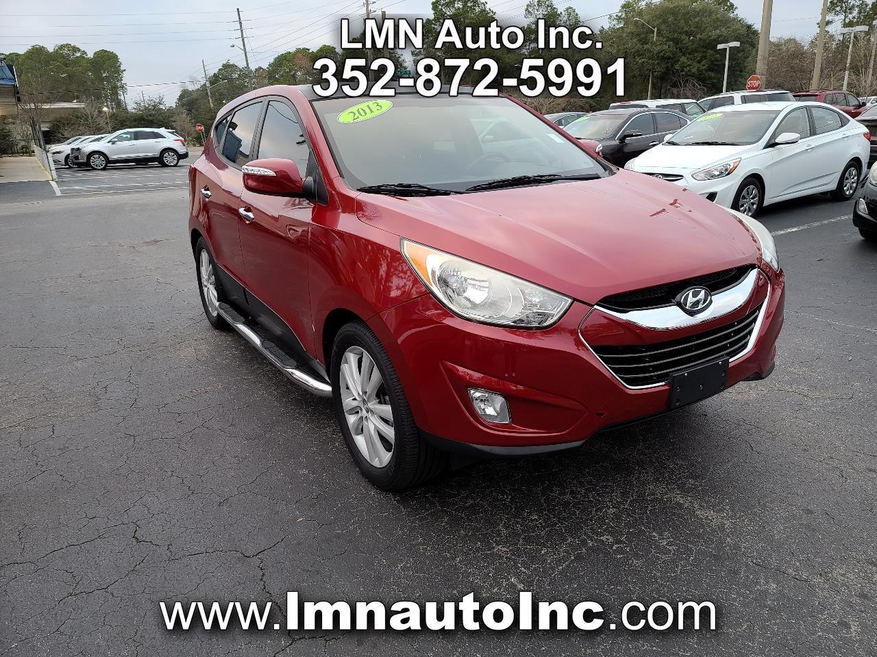Hyundai Tucson FWD 4dr Auto Limited 2013