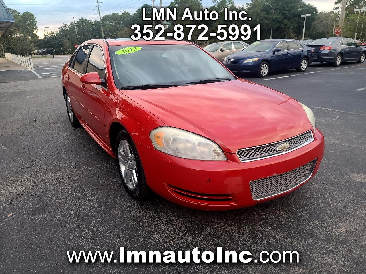 Chevrolet Impala 4dr Sdn LT Fleet 2013
