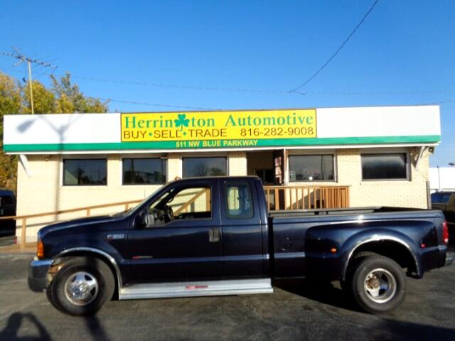 2000 Ford F-350 SD XLT SuperCab 2WD DRW