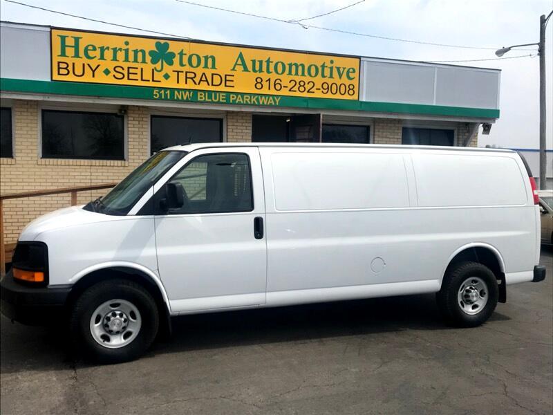2015 Chevrolet Express 2500 Cargo Extended