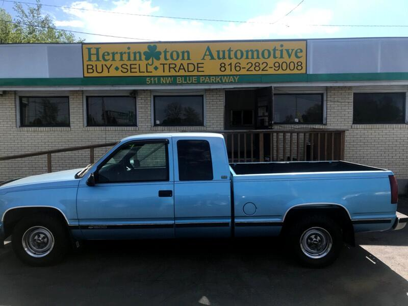 1995 Chevrolet C/K 1500 Ext. Cab 6.5-ft. Bed 2WD