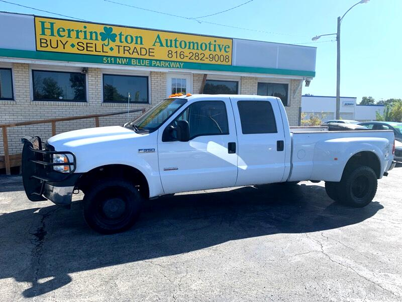 Ford F-350 SD XLT Crew Cab Long Bed 4WD DRW 2006