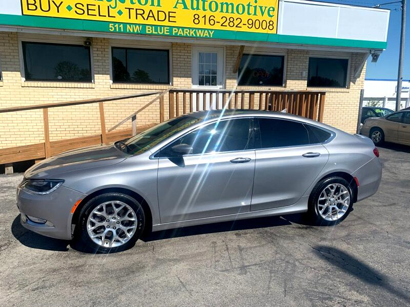 Chrysler 200 C AWD 2015