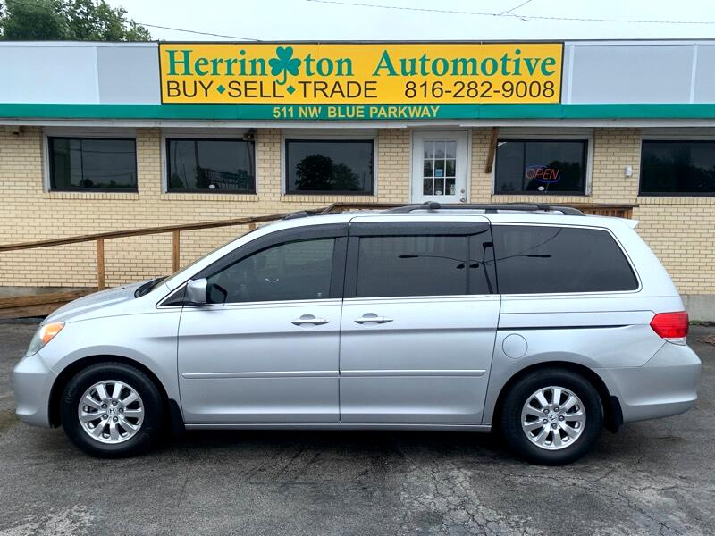 Honda Odyssey 5dr EX-L AT with RES 2010