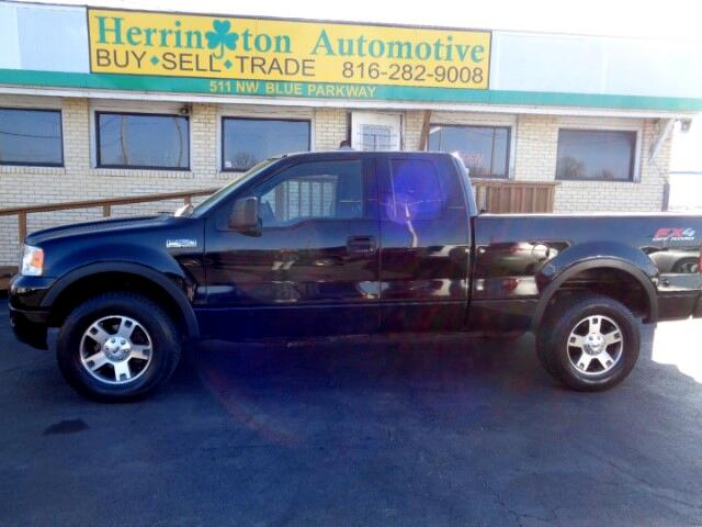 2004 Ford F-150 FX4 SuperCab Short Box