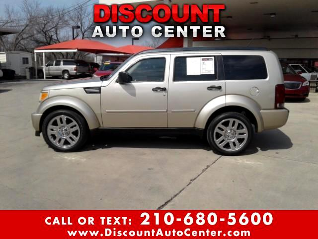 2010 Dodge Nitro Heat 2WD