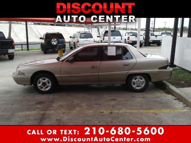 1997 Buick Skylark Custom sedan