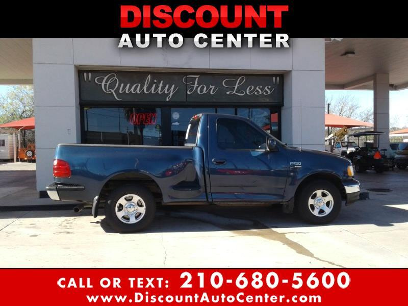 2003 Ford F-150 XL Flareside 2WD