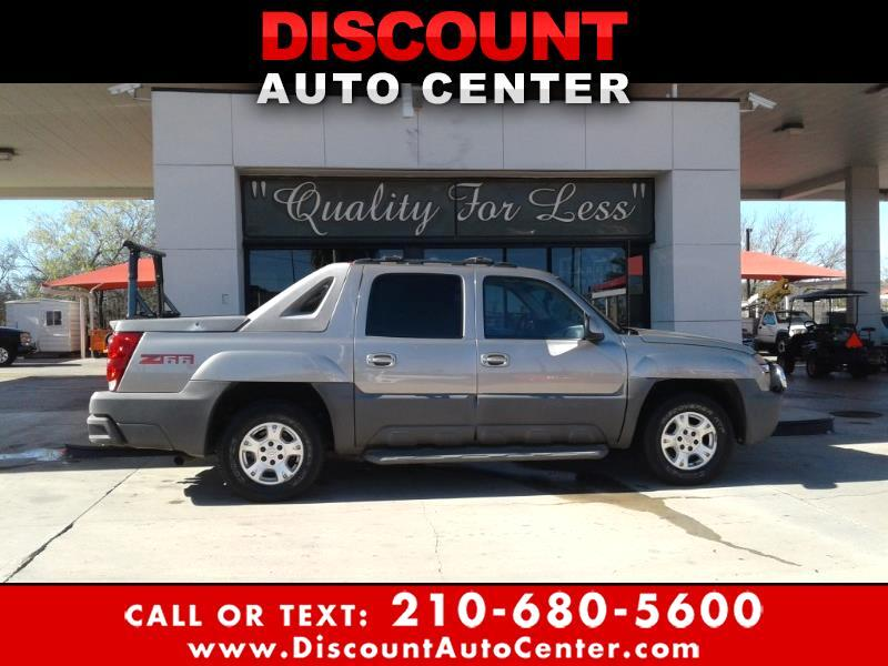 2002 Chevrolet Avalanche 1500 2WD