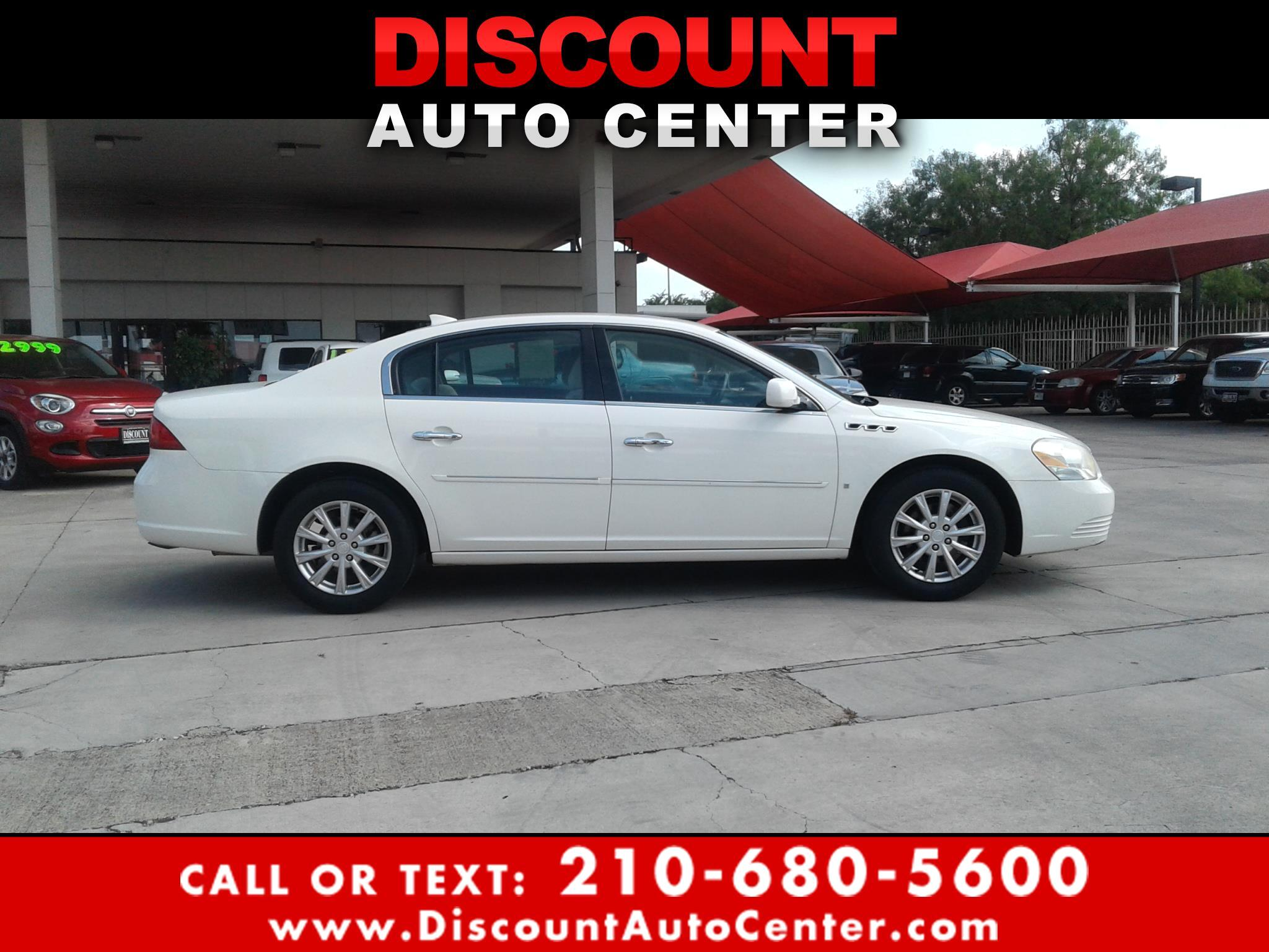 2009 Buick Lucerne 4dr Sdn CX