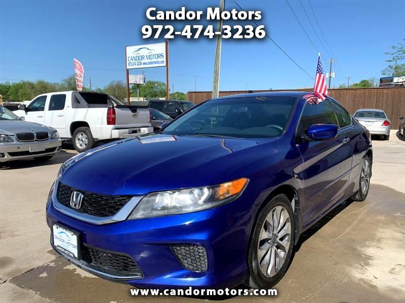 2013 Honda Accord LX-S Coupe CVT