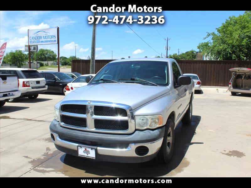 2003 Dodge Ram 1500 ST Long Bed 2WD