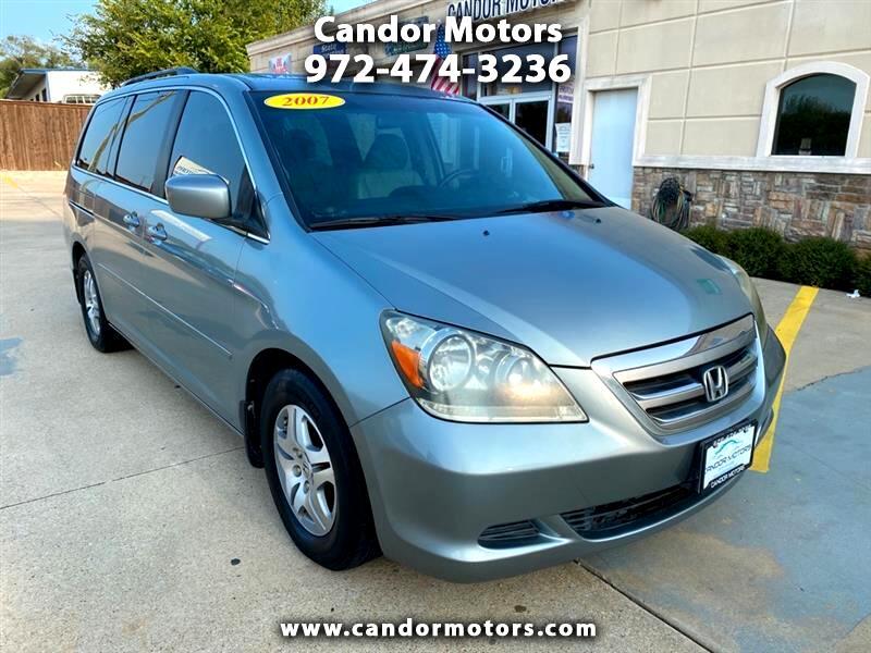 Honda Odyssey EX-L 2007