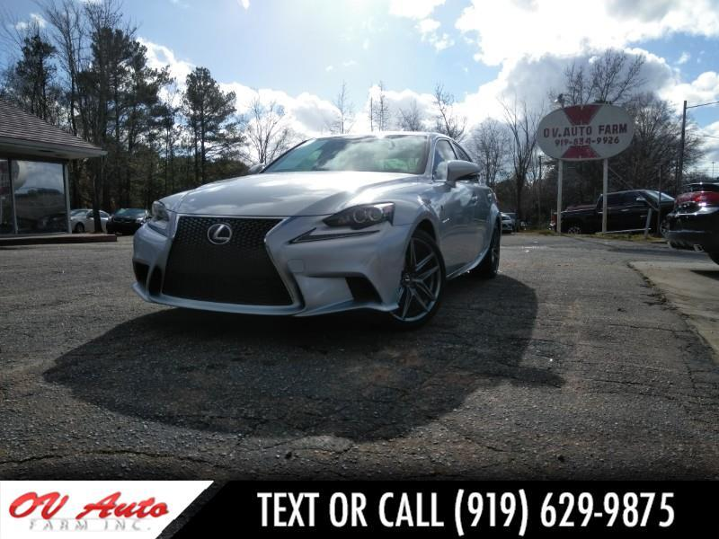 2014 Lexus IS 250 RWD