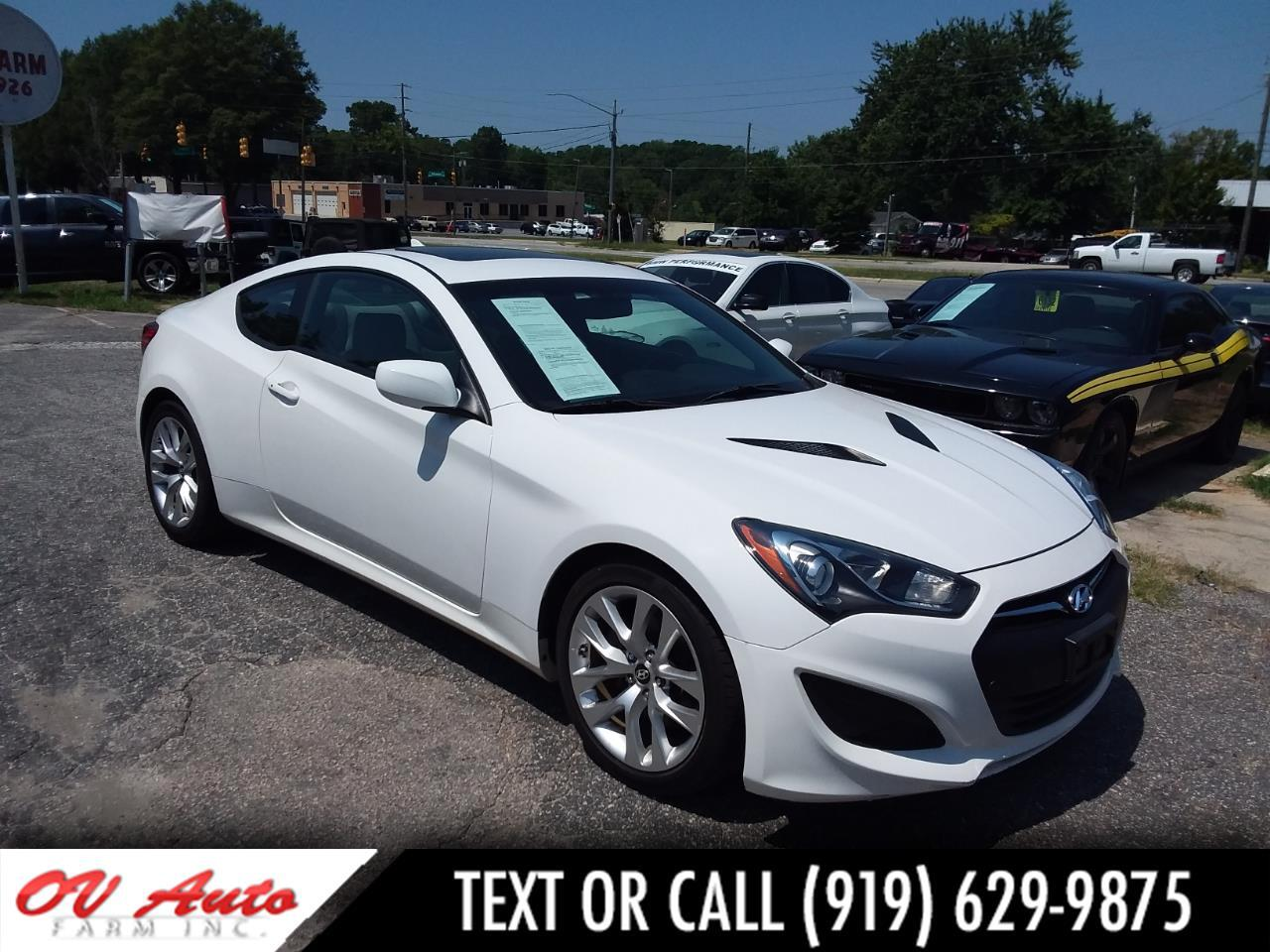 2013 Hyundai Genesis Coupe For Sale >> Hyundai Genesis Coupe For Sale In Raleigh Nc Auto Com