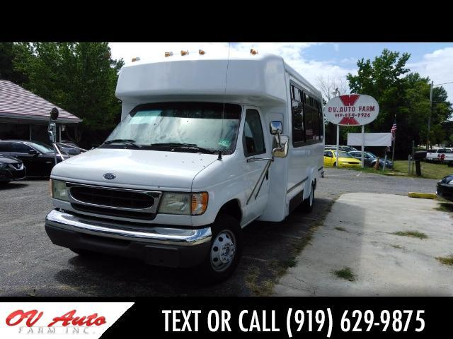 2001 Ford Econoline E-450 Super Duty