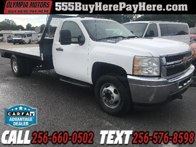 2014 Chevrolet Silverado 3500HD Work Truck Long Box 2WD