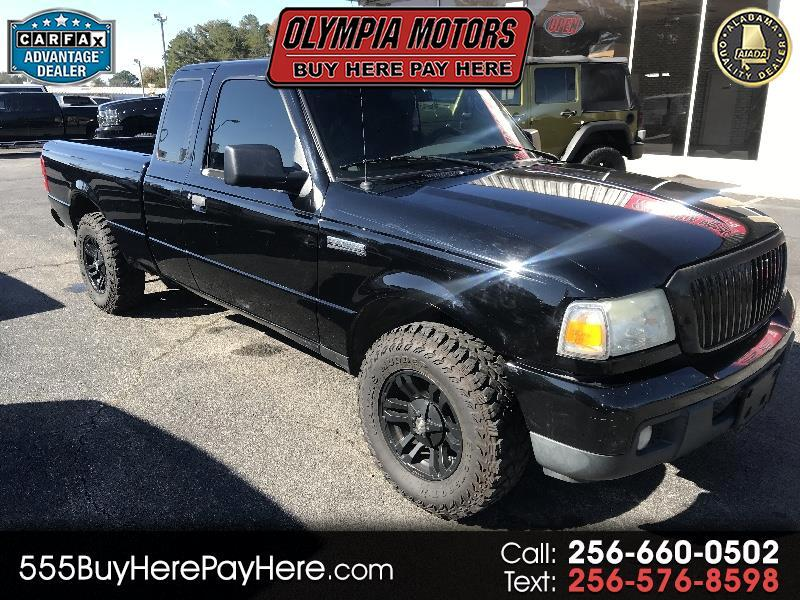 2007 Ford Ranger XL SuperCab 2WD