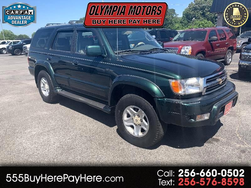 1999 Toyota 4Runner Limited 2WD