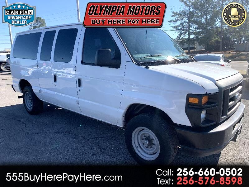 Ford Econoline E-350 XL Super Duty 2014