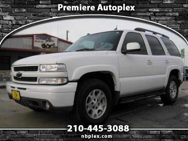 2005 Chevrolet Tahoe 2WD Z71 Loaded Quad Seats Sunoof DVD Leather