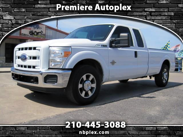 2011 Ford F-250 SD SuperCab LWB 2WD 6.7L Powerstroke Turbo Diesel 92k