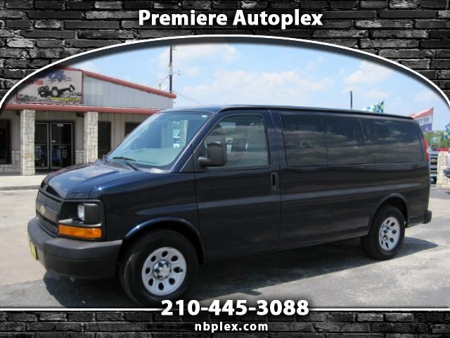2010 Chevrolet Express 1500 Passenger Van V-8 Automatic Super Clean Very