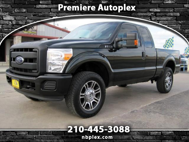 2015 Ford F-250 SD 2015 Ford F-250 SuperCab, 4 Dr, SWB (Short Bed), 4