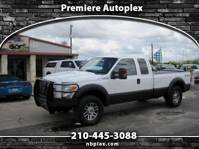 2015 Ford F-250 SD SuperCab LWB FX4 4x4 6.2L V-8 Automatic Lift Alloy