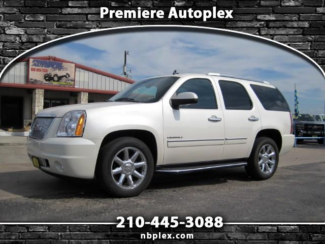 2012 GMC Yukon Denali Shorty 2WD 6.2L Loaded Nav Sunroof DVD Back Up Cam