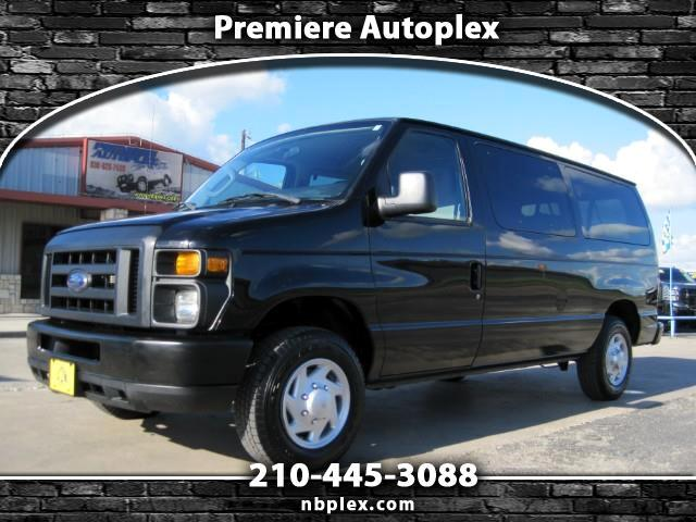2013 Ford Econoline E-150 8 Passenger Van 4.6L V-8 Power Windows Power