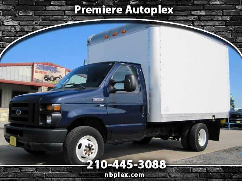 2010 Ford Econoline E-350 Cutaway Box Van 12' Box 5.4L V-8 Like New Lo
