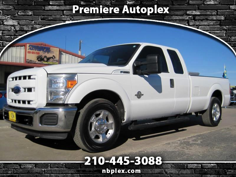 2011 Ford F-250 SD SuperCab 2WD Long Bed 6.7L Powerstroke Diesel Auto