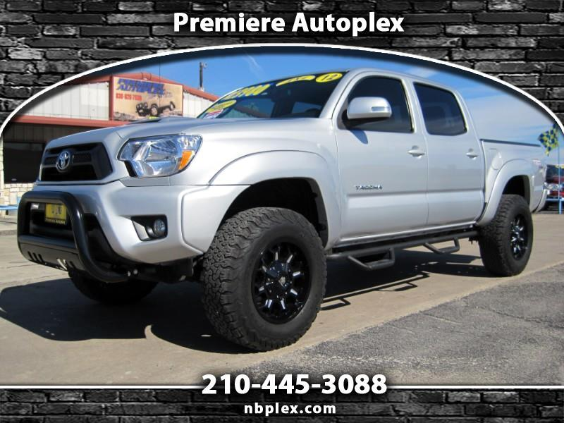 2012 Toyota Tacoma Double Cab 4.0L V-6 4x4 TRD Sport Off-Road Alloys