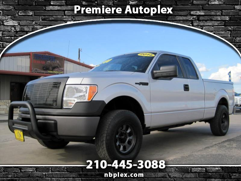 2014 Ford F-150 SuperCab 2WD SWB Lifted V-6 Alloys All Terrains Ni