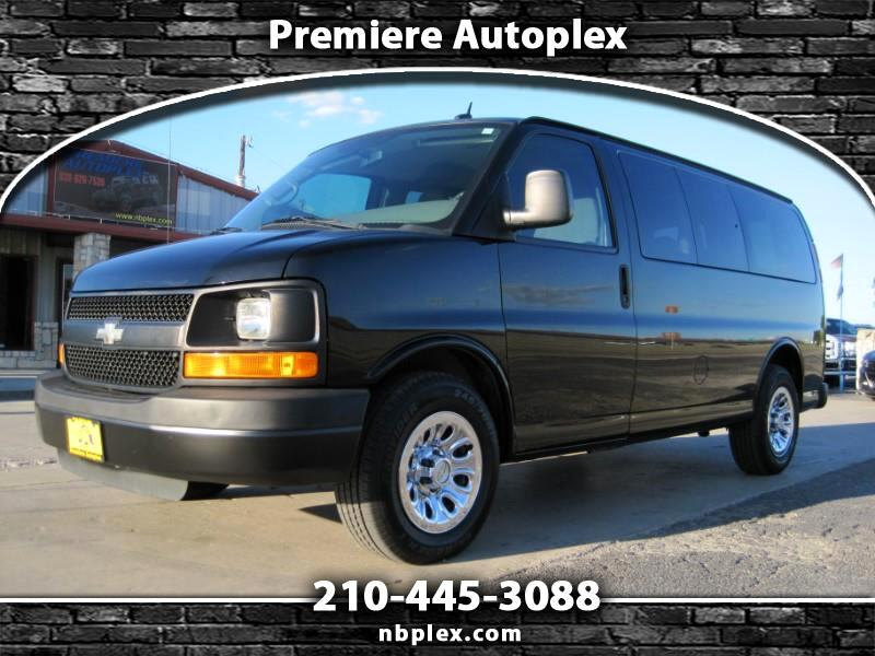 2011 Chevrolet Express G1500 Express SWB 5.3L V-8 Low Miles Super Clean 1