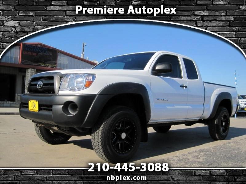 2005 Toyota Tacoma Access Cab 4.0L V-6 Automatic Lifted 4x4 1 Owner C