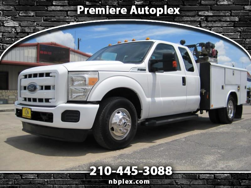 Ford F-350 SD XL SuperCab Long Bed DRW 2WD 2015